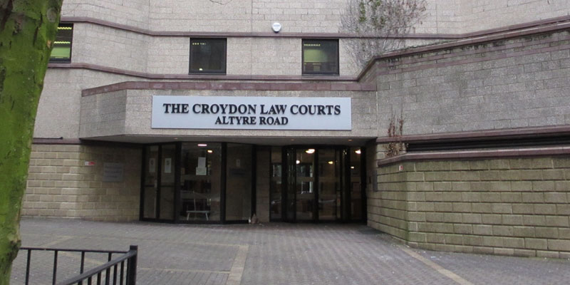 Croydon Law Court