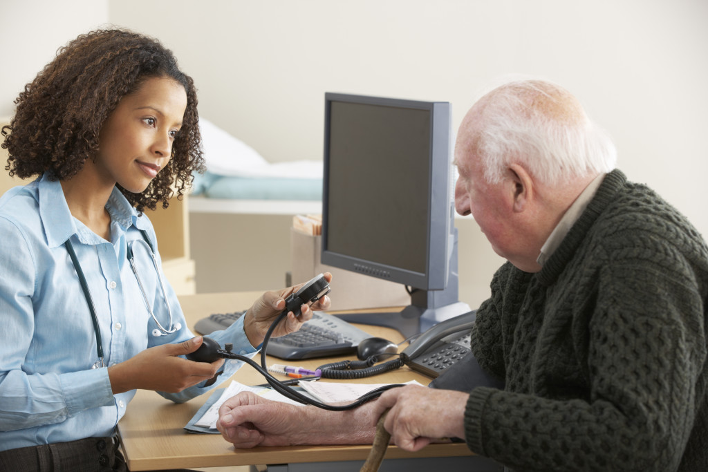 GP with older person_shutterstock