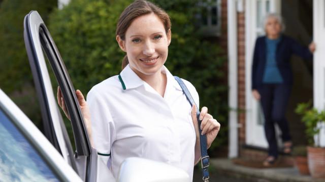 Homecare nurse
