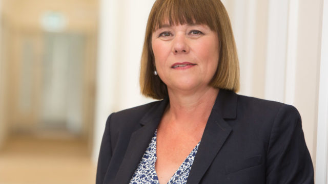 Norse Care Managing Director, Karen Knight