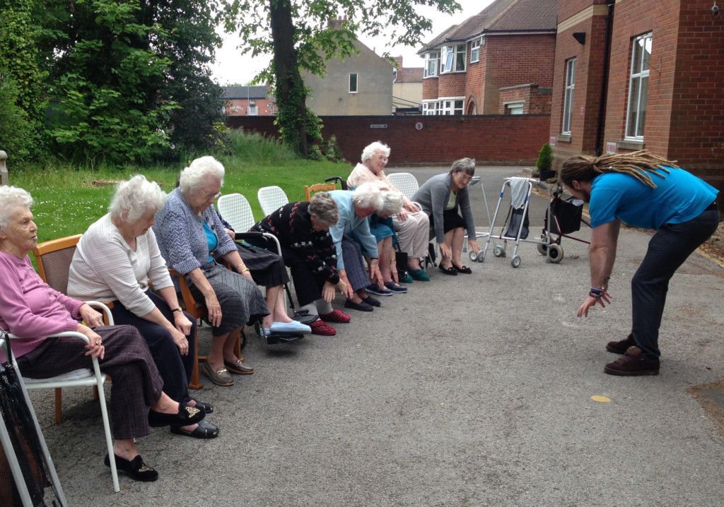 Attleborough Grange residents