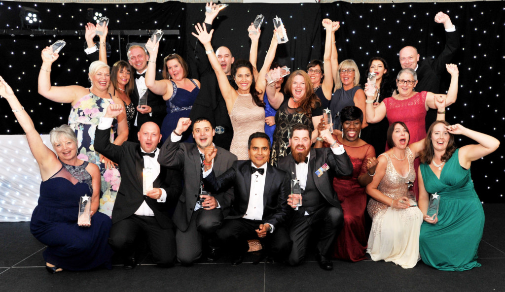 Icon Photo Media Photography - Hallmark Care Homes Annual Recognition Awards Night and Ball at  Beaumont Estate, Burfield Rd, Old Windsor, Friday 16th September 2016 Iconphotomedia - PICTURE WILL JOHNSTON - 07984 165837