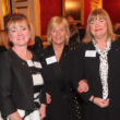L-R: Michelle Saunders, Helena Livermore and Liz Willis