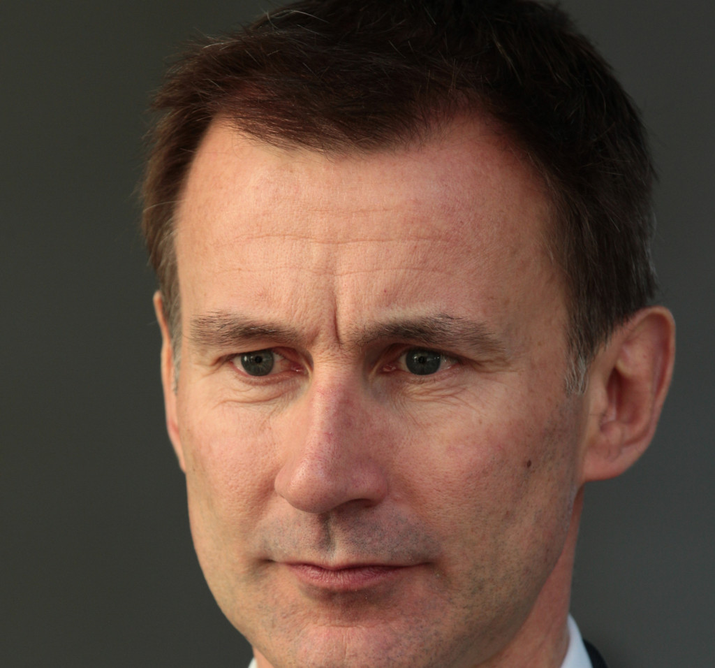BREAKING NEWS: Jeremy Hunt sets out joint NHS and social care workforce  strategy