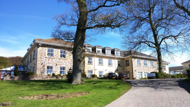 Former Rosewell Care Home