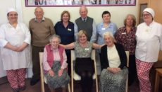 Methodist Homes' Starr Hills home recently celebrated CQC outstanding