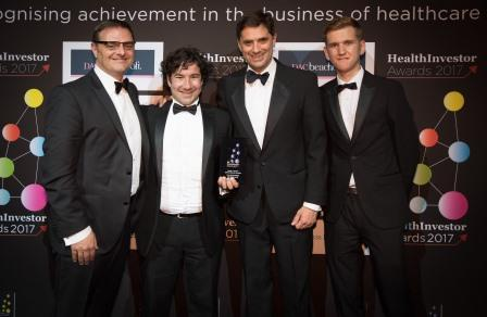 Care UK Health Investor Award LR