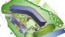 Devizes site plan