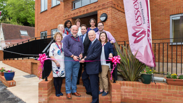The official launch of the Kimberley West Care Centre