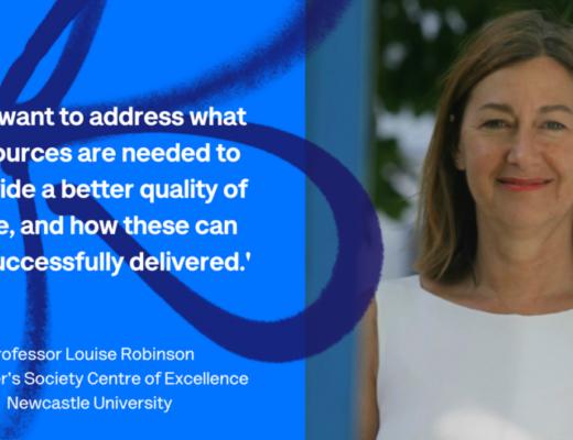 Louise Robinson CofE launch