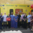 Red bag scheme launch at Kingston Hosptial emergency dept