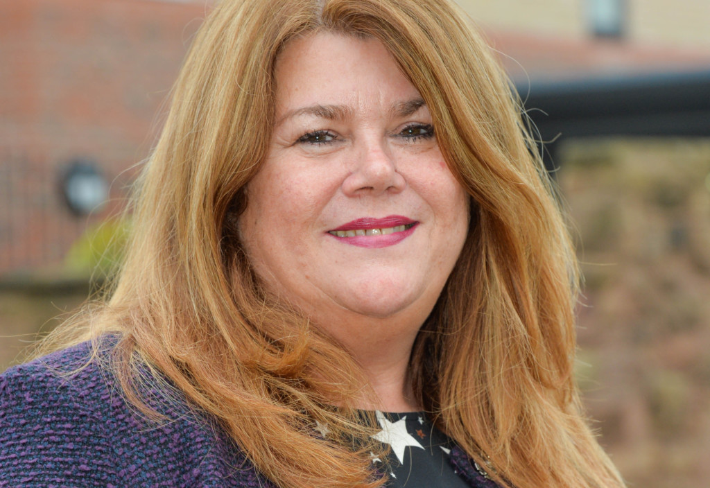 Picture shows Yana Whitehouse, registered home manager at The Grand