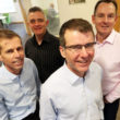 Castleoak's strategy team is led by Craig Currie, CEO, with Doug Jones, Managing Director, Gronw Percy, Capital Investments Director and Andrew Duggan, HR & IT Director