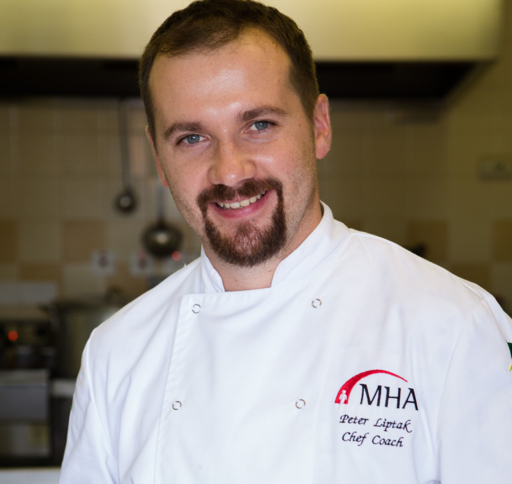 MHA Chef Peter Liptak
