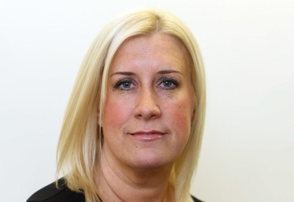 Sharon Griffiths Managing Director APSM
