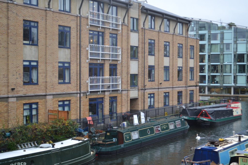 Bridgeside is on the Regent's Canal