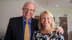 David Hines (Chief Executive Officer Encore) Izzy Nicholls (Operations and Quality Director)