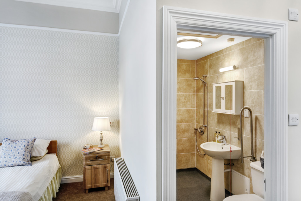 brighterkind home installs Impey accessible shower solutions
