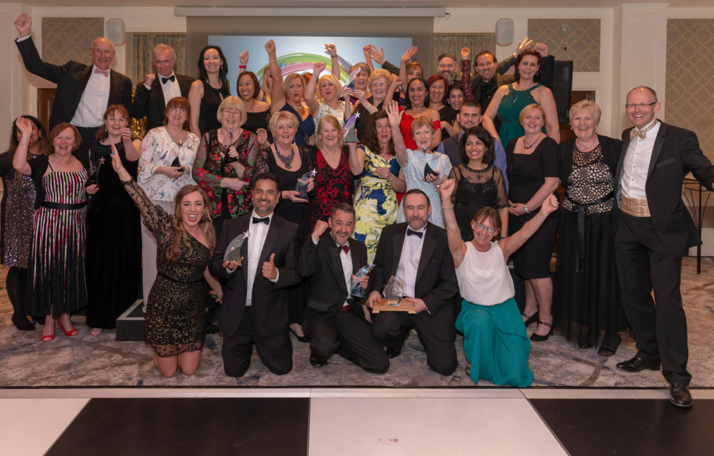 Colten Care staff turn champions at 'spectacular' awards night