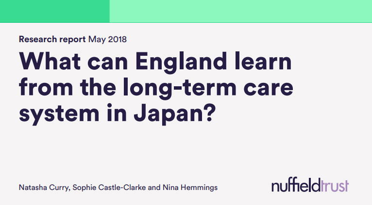 japanese lessons could help address social care crisis