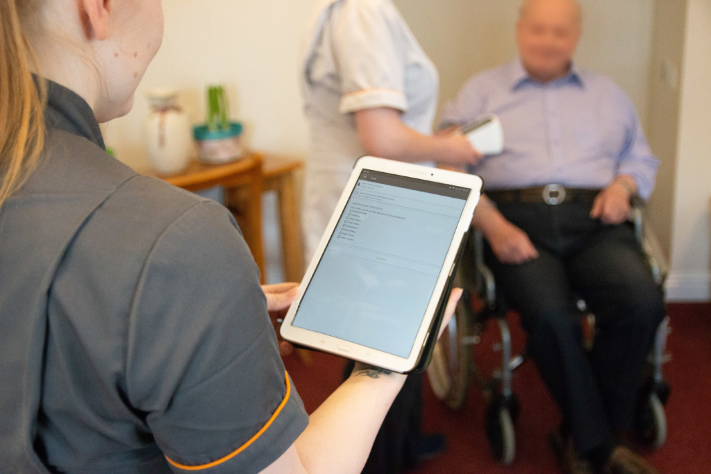 Digital Care Home