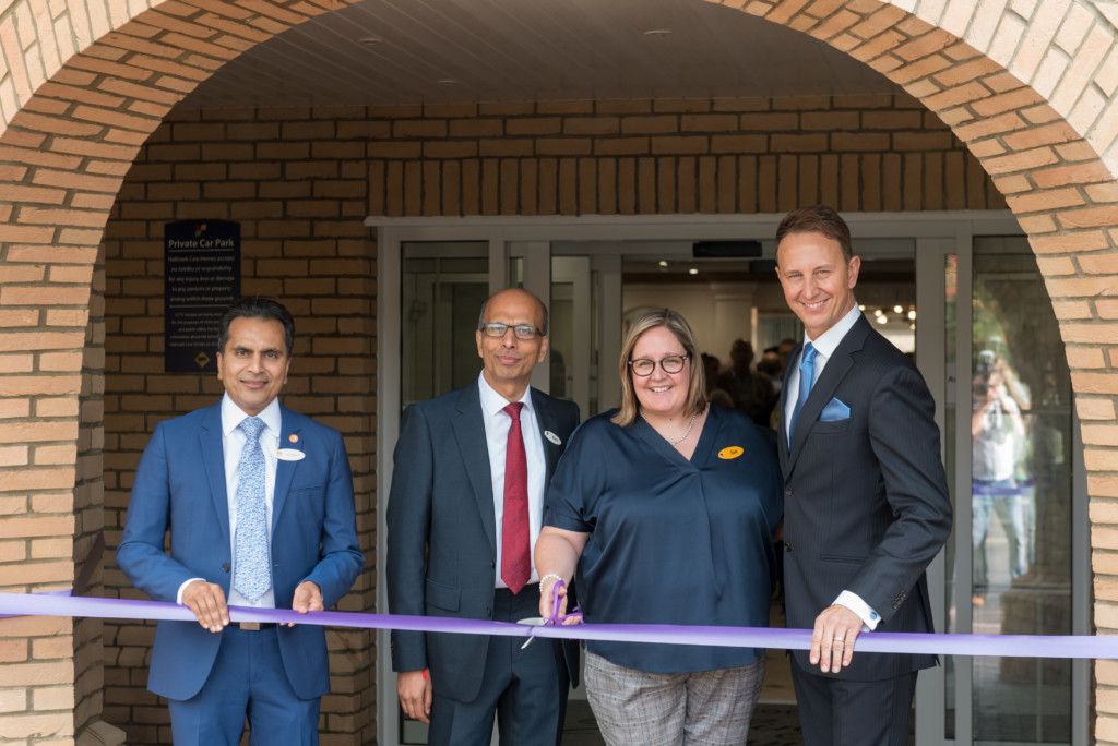 Arlington Care Home Opening