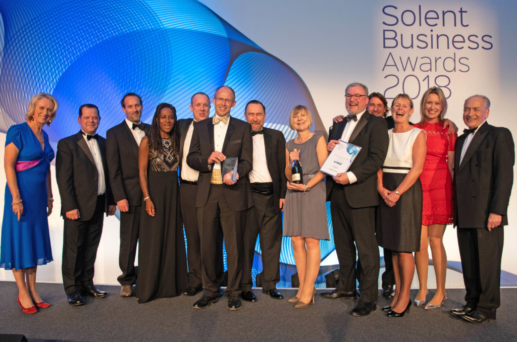 Colten Care wins 'Company of the Year' at prestigious business a