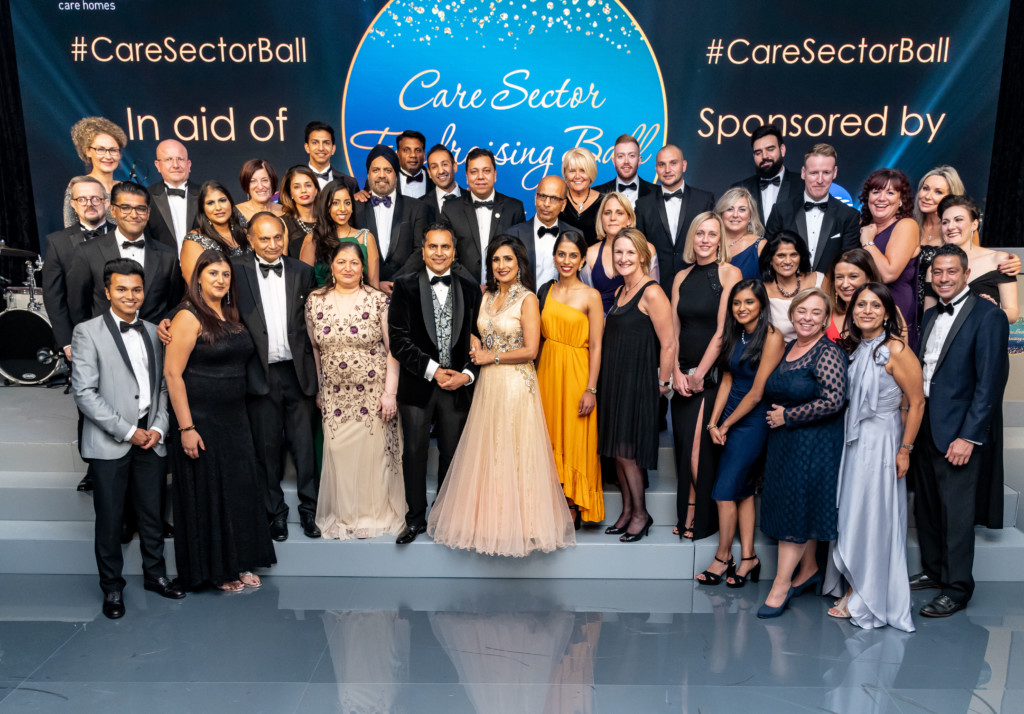 Care Sector Fundraising Ball 2018. Photo credit Simon Finlay Photography.