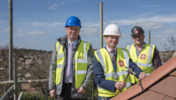 Carpathia Grange – Topping Out