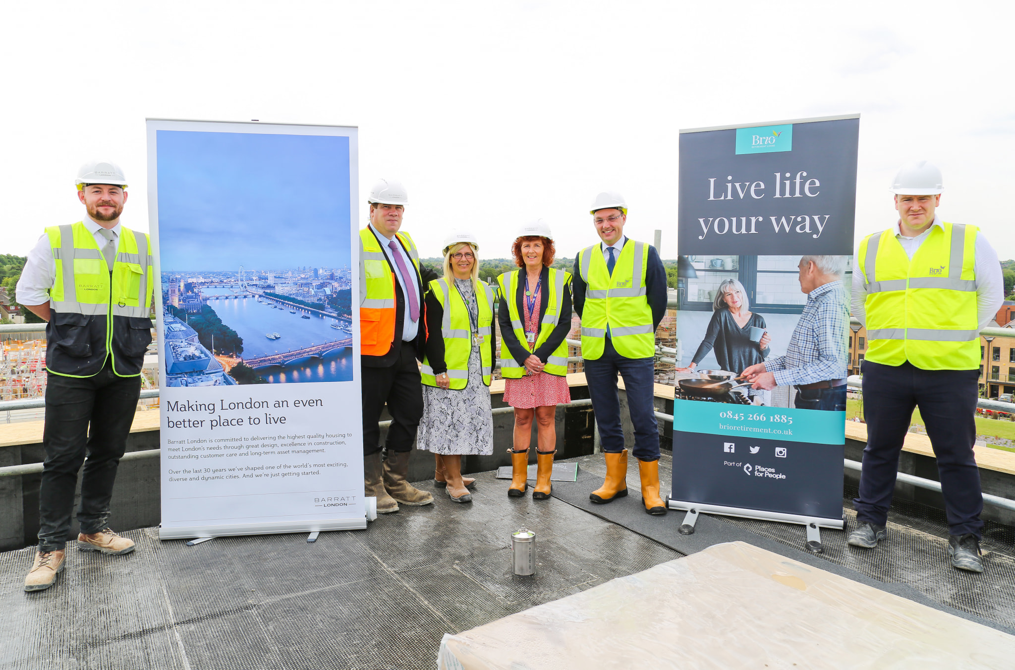 TOPPING OUT-5