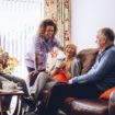 Tea and Cake in the Care Home