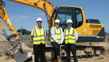 Barchester Breaks Ground In Hamworthy