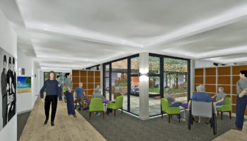 Dementia Residents Given More Choice – Internal Street (002)