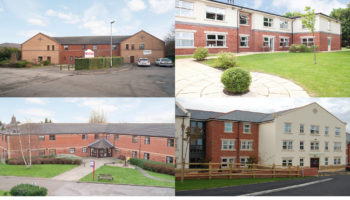quartet of OCH care homes with Good rating