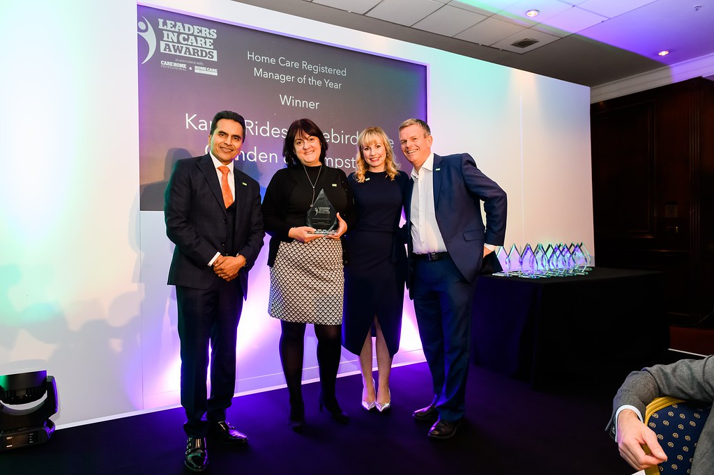 Home Care Registered Manager of the Year