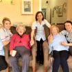 Oldbury Grange residents and care staff (002)